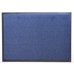 Грязезащитный ковер Перу синий