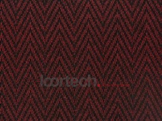 Грязезащитный влаговпитывающий ковер Магнус люкс красный