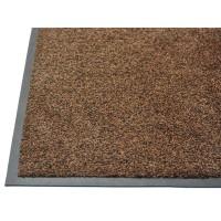 Грязезащитный ковер Профи Люкс коричневый