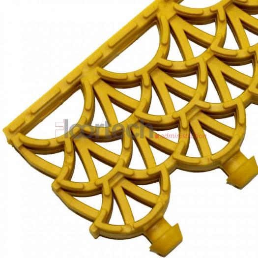желтый