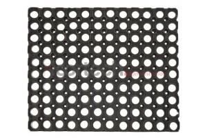 Резиновый ячеистый ковер Домино h16 мм.