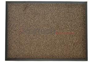Грязезащитный ковер Перу коричневый