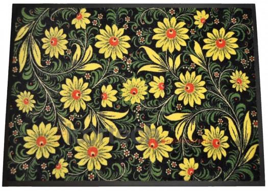 Ковер Профи люкс цветы
