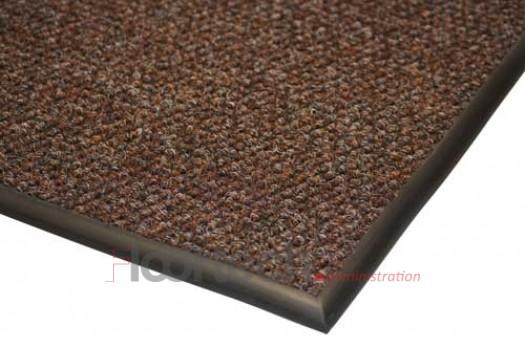 Грязезащитный влаговпитывающий ковер Супер Люкс коричневый