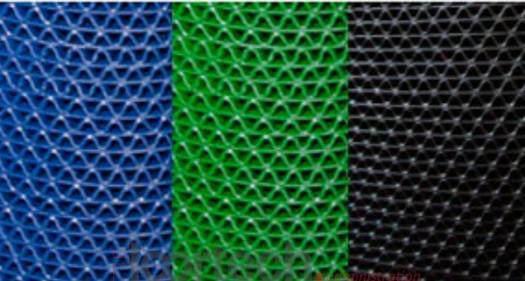 Рулонное виниловое покрытие зиг-заг